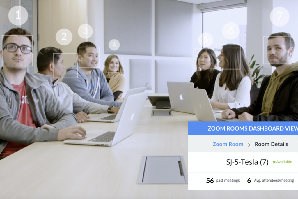 Zooom Rooms certified partner