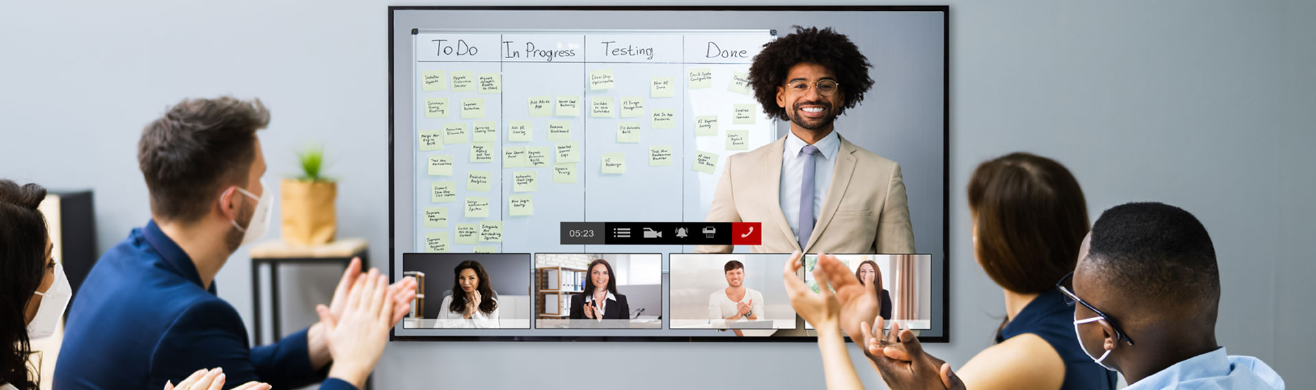 Video-Conferencing-Technology